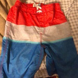 Old navy swim shorts